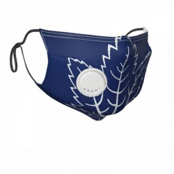 High quality Toronto Maple Leafs Child Face masks with breathing valve #305422 Washable and Reusable