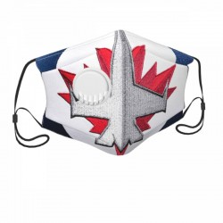 Good Quality NHL Winnipeg Jets Child Face masks with breathing valve #295765 in Face Covering With Breathing Valve